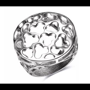 Silver Statement Ring Various sizes available